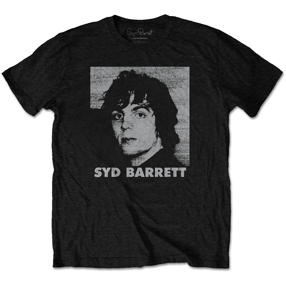 SYD BARRETT Headshot