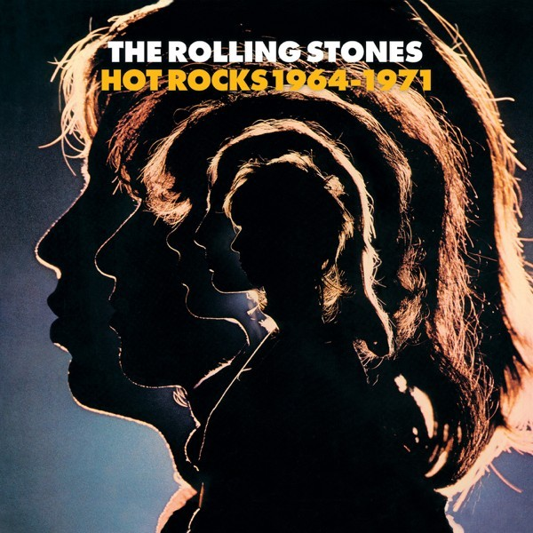 THE ROLLING STONES Hot Rocks 1964 1971