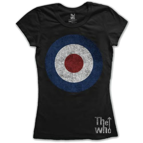 THE WHO Target Distressed