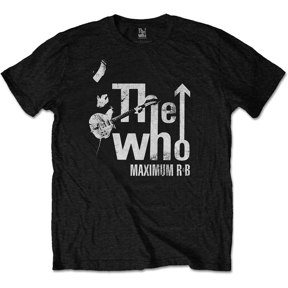 THE WHO Maximum R & B