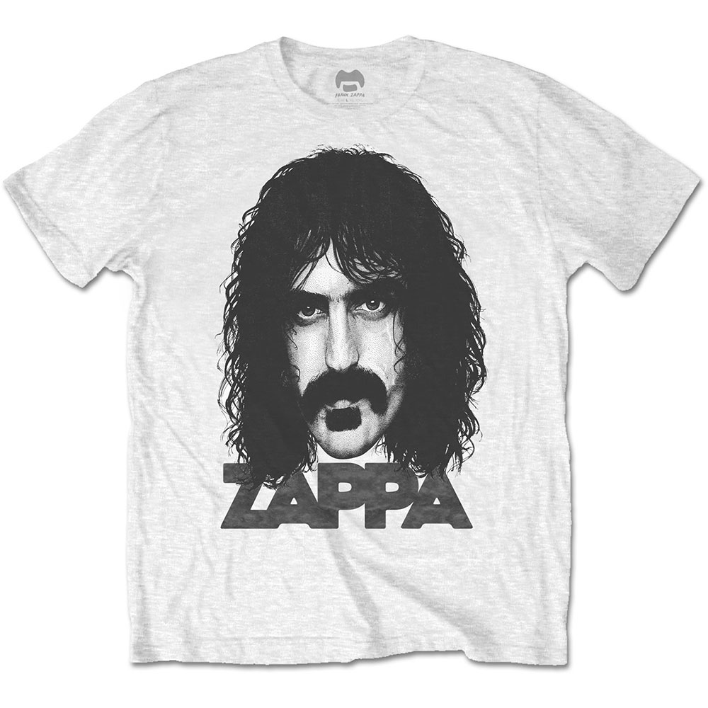 FRANK ZAPPA Big Face