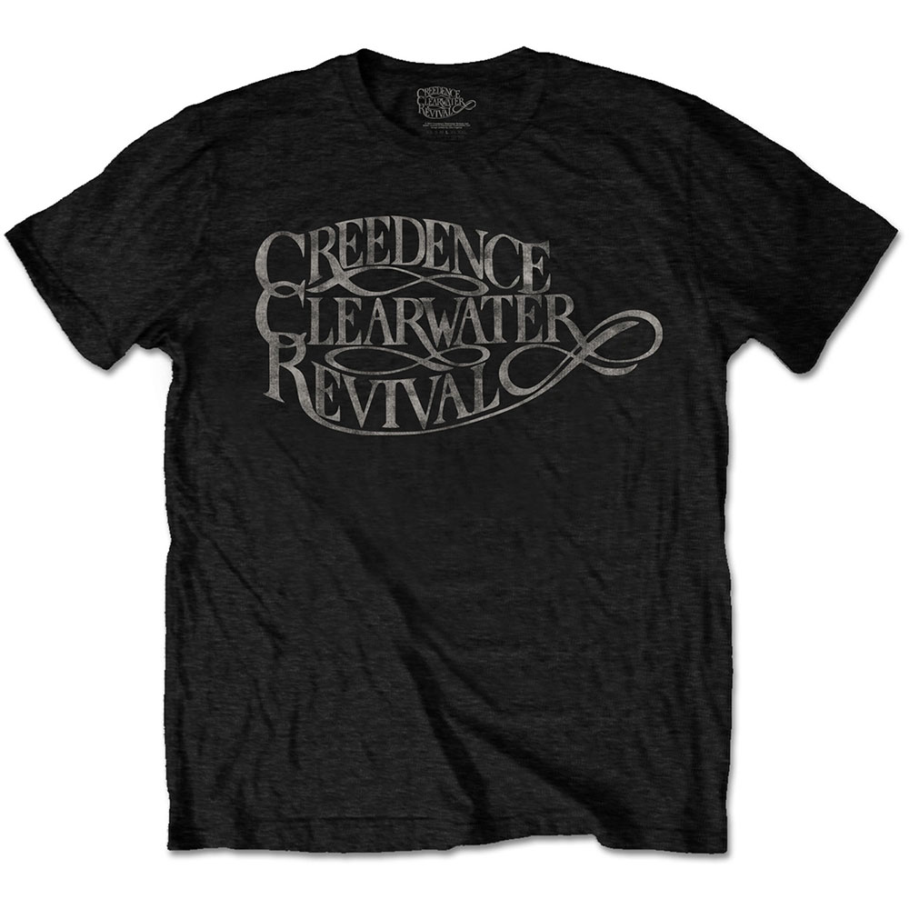 CREEDENCE CLEARWATER REVIVAL Vintage Logo