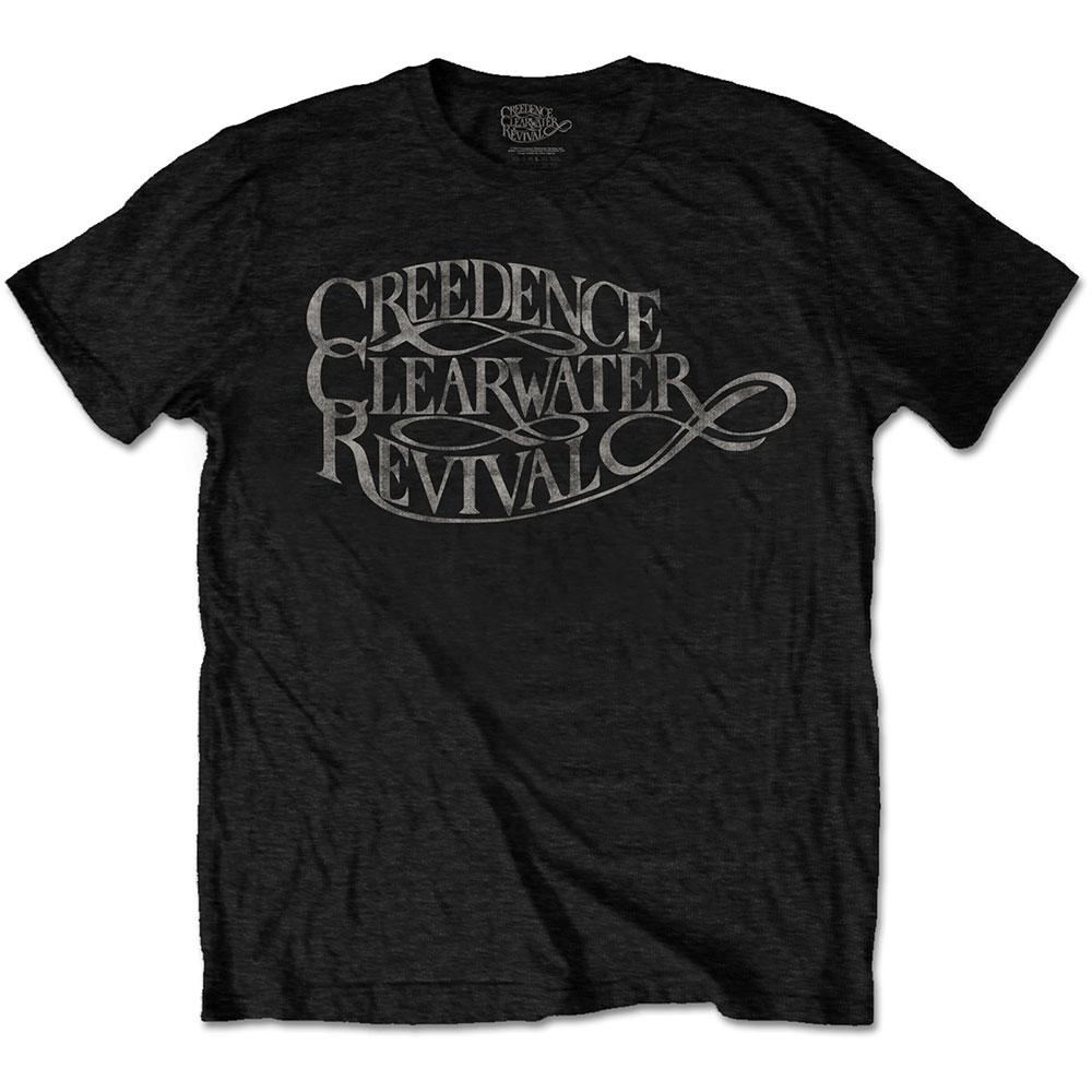 CREEDENCE CLEARWATER REVIVAL Vintage Logo