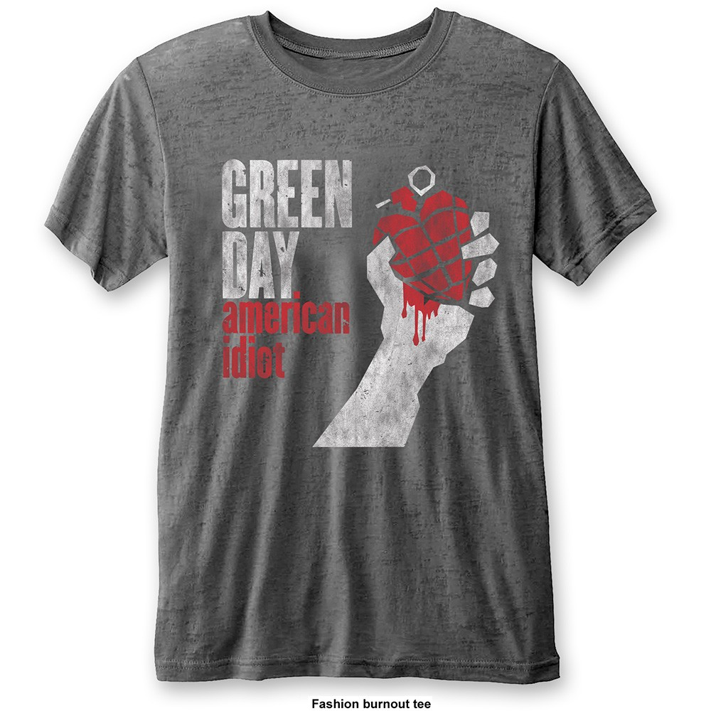 GREEN DAY American Idiot Vintage