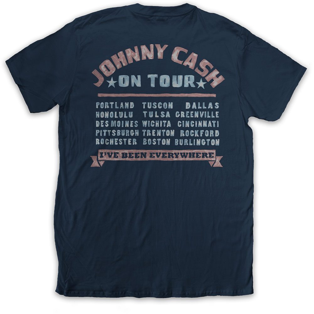 JOHNNY CASH All Star Tour