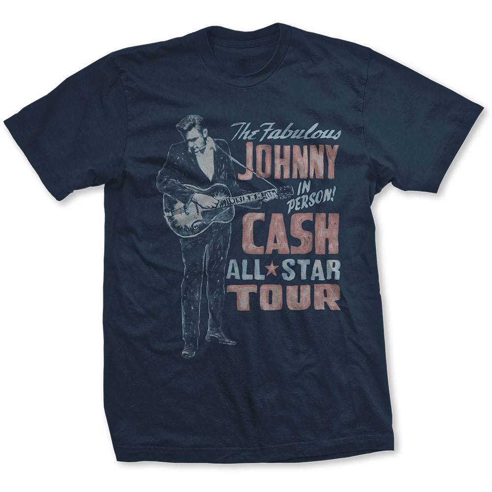 JOHNNY CASH All Star Tour