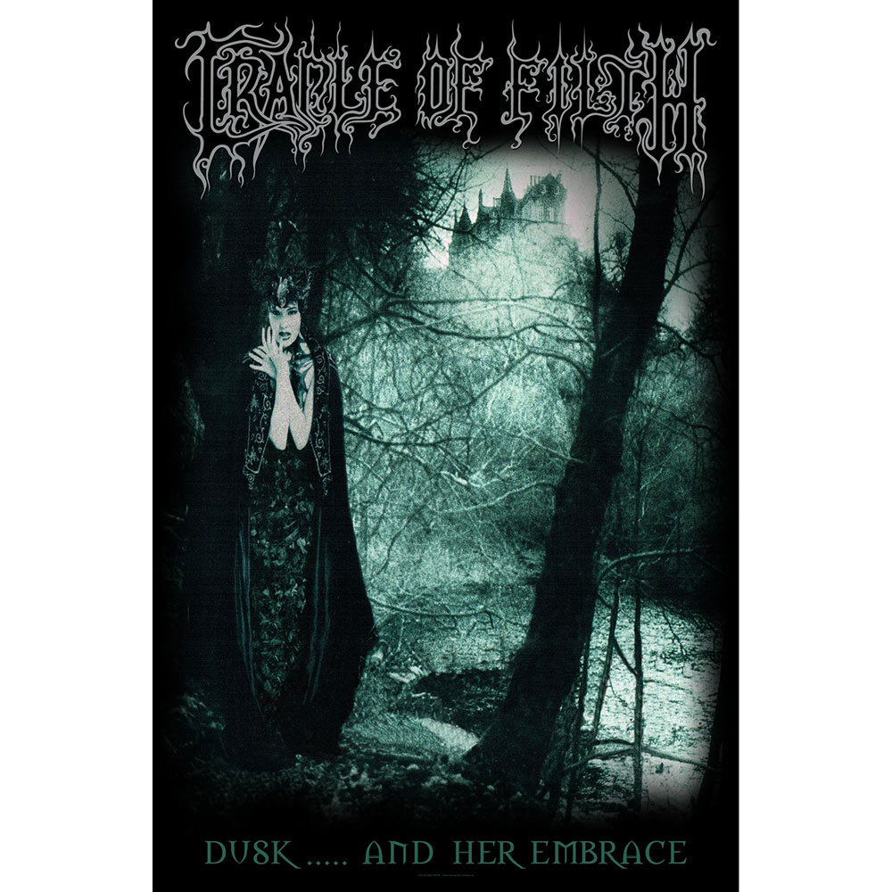 CRADLE OF FILTH Dusk And Her Embrace