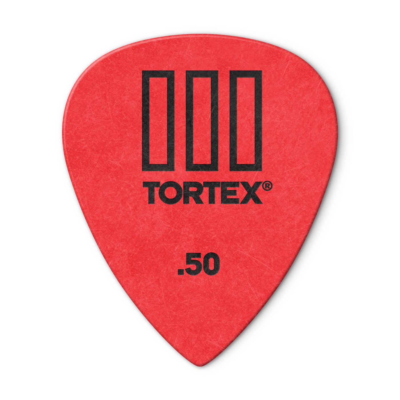 DUNLOP Médiators Tortex TIII x 12