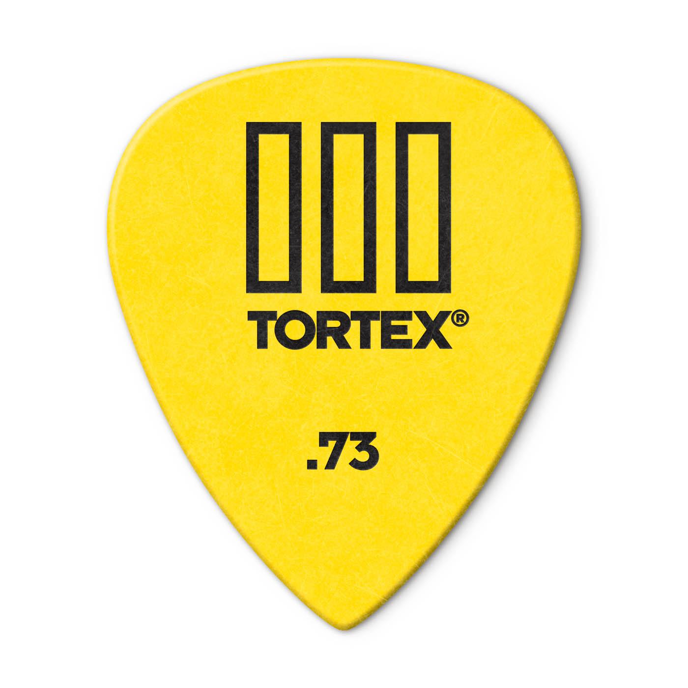 DUNLOP Médiators Tortex TIII x 72