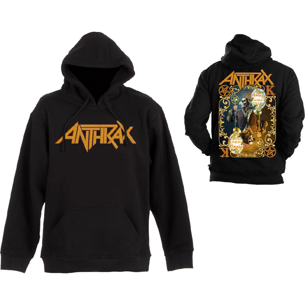 ANTHRAX Evil Twin