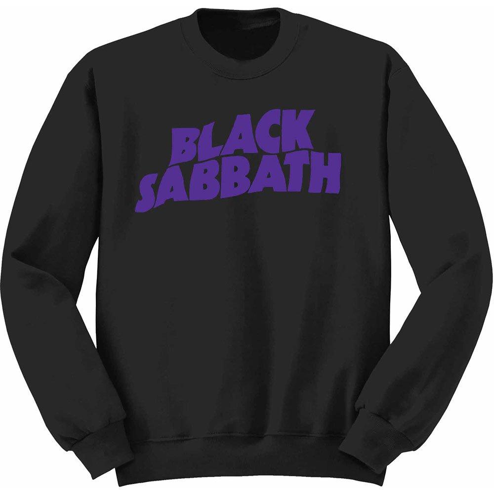 BLACK SABBATH Wavy Logo
