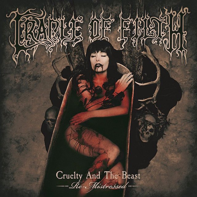 CRADLE OF FILTH Cruelty And The Beast Re Mistressed