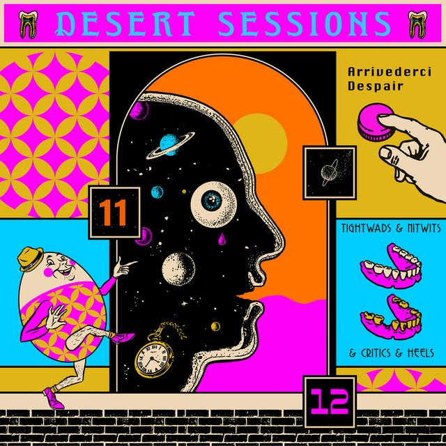 DESERT SESSIONS Vol 11 12