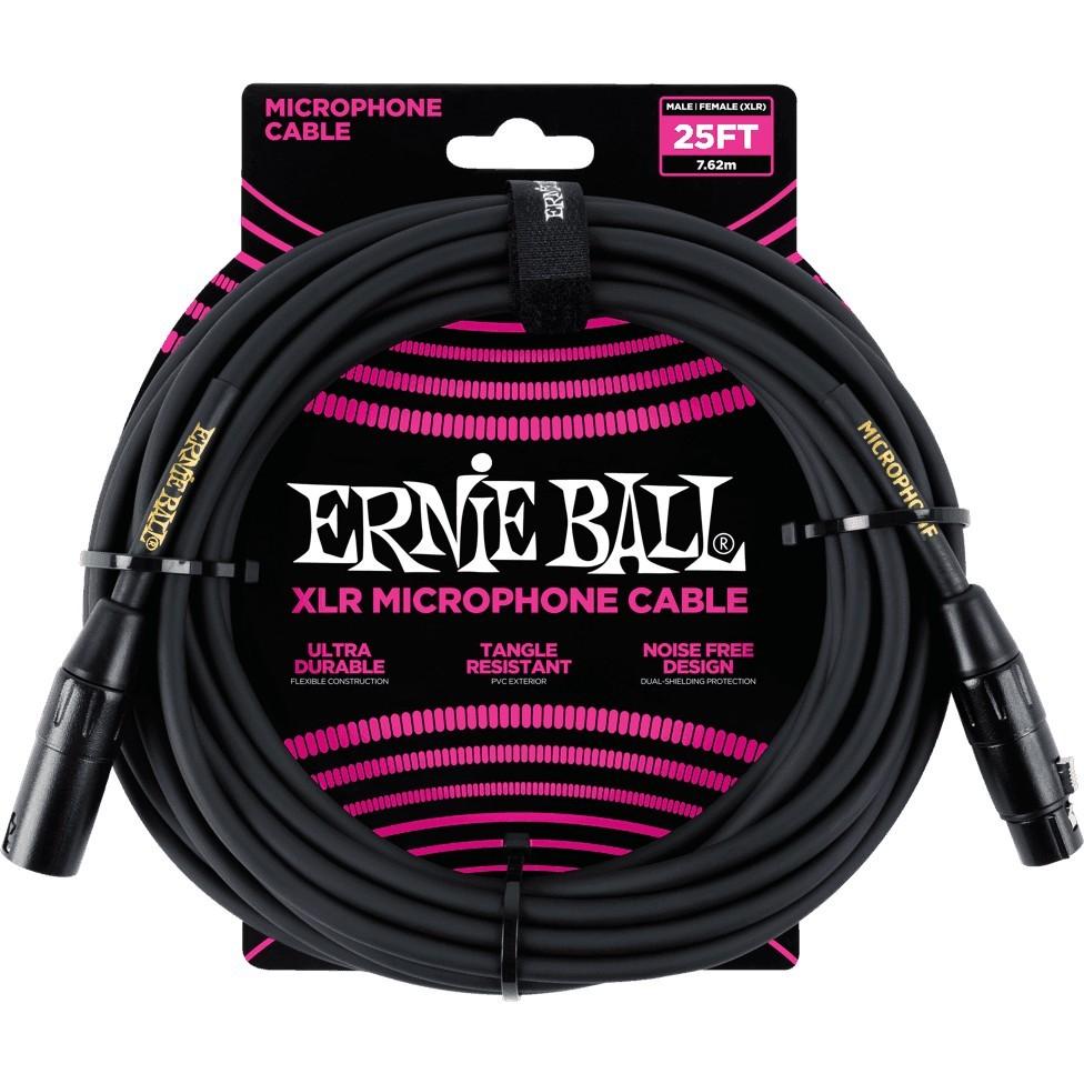 ERNIE BALL Cable Micro Classic XLR Male XLR Femelle 7 62 M