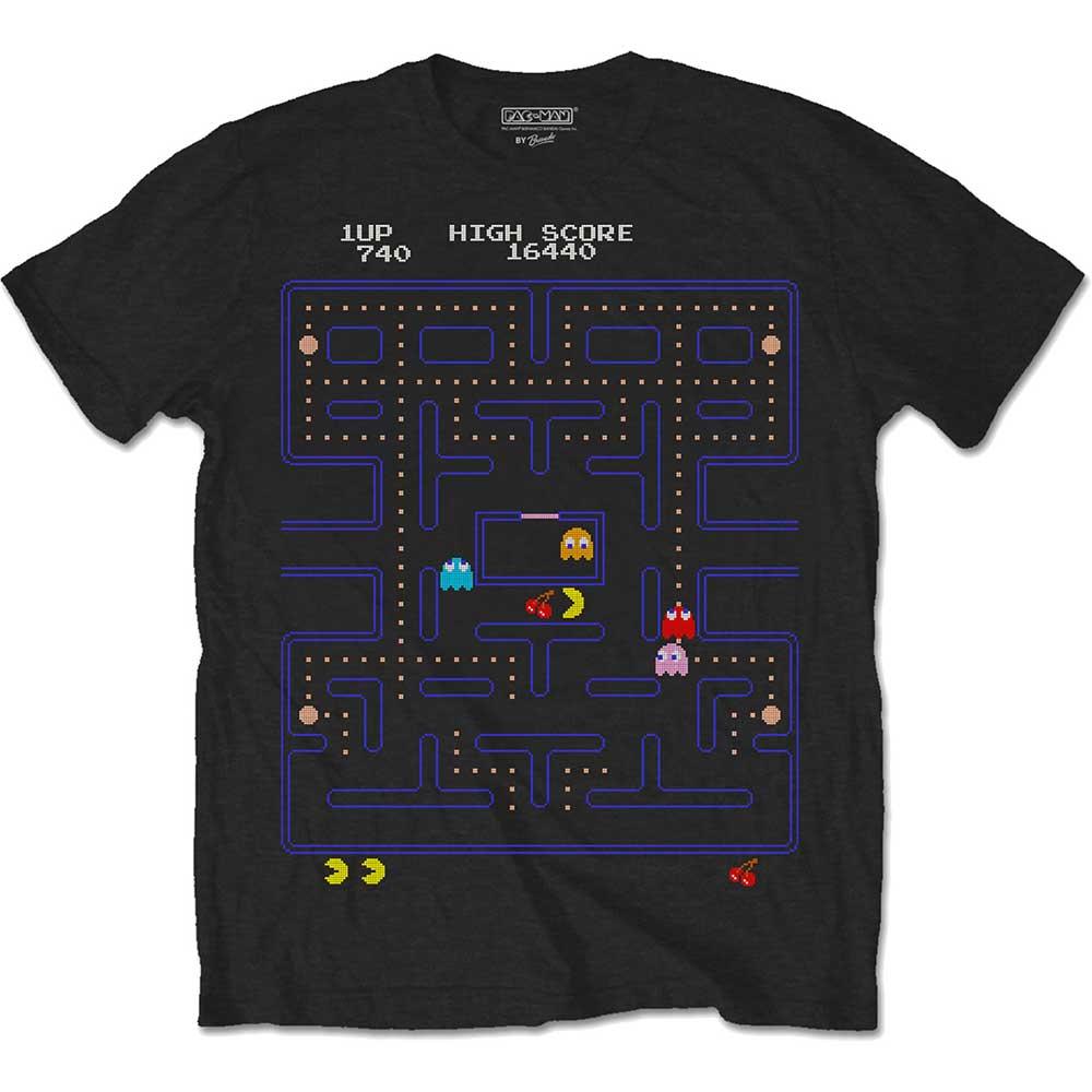 PAC MAN Game Screen