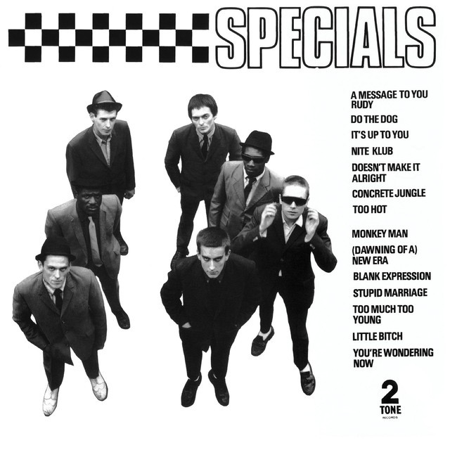 THE SPECIALS The Specials 40th Anniversary Edition