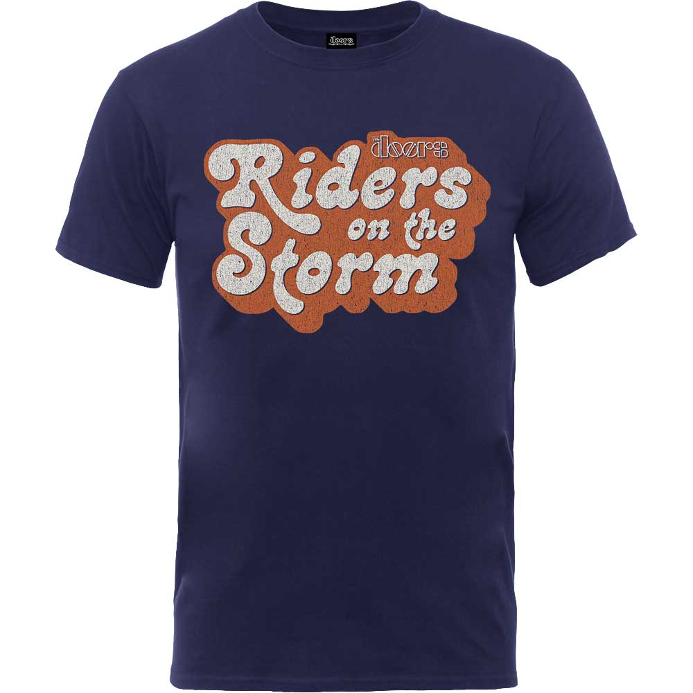 THE DOORS Riders On The Storm Logo