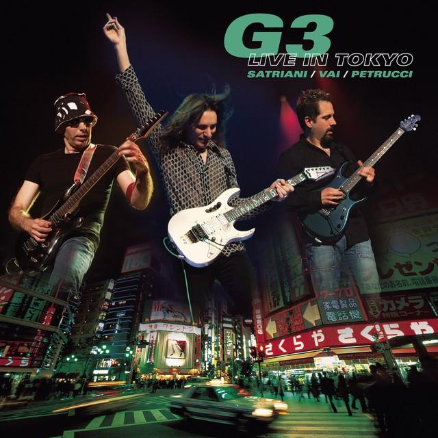 G3 Live In Tokyo