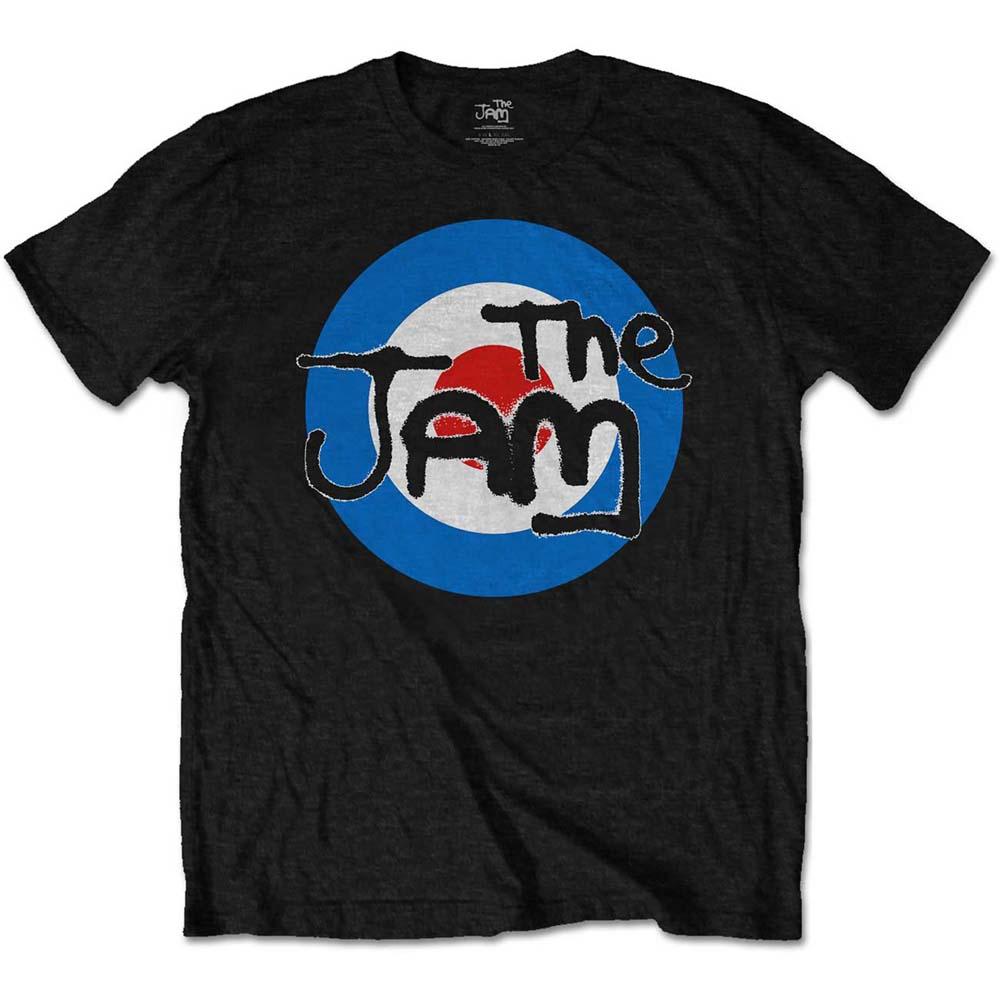 THE JAM Spray Target Logo