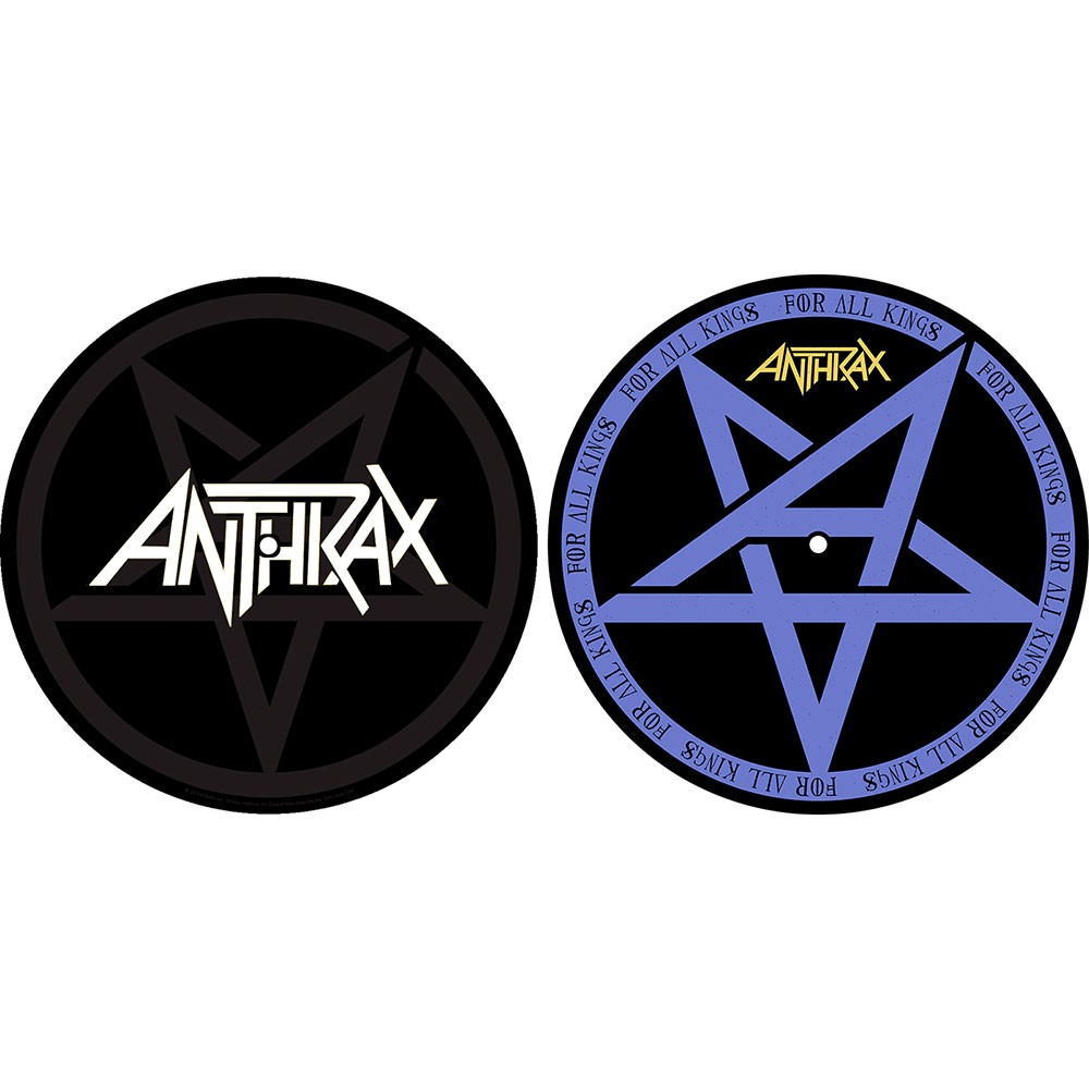ANTHRAX Pentathrax For All Kings