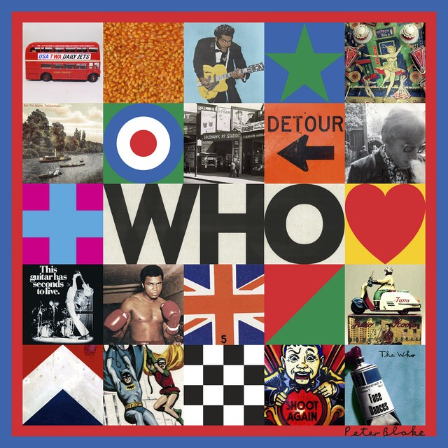 THE WHO The Who