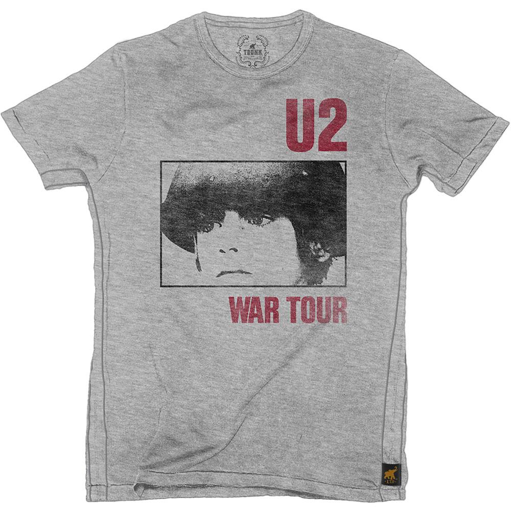 U2 War Tour [Réf. : U2TS04MB] ~ T-Shirt  