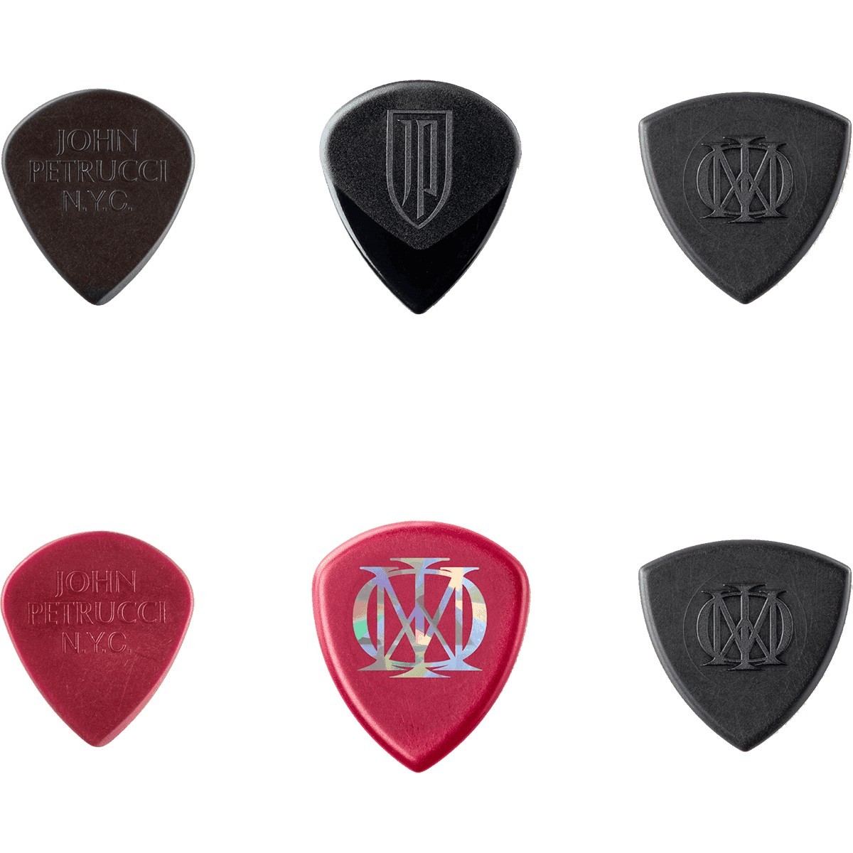DUNLOP Médiators Variety Pack