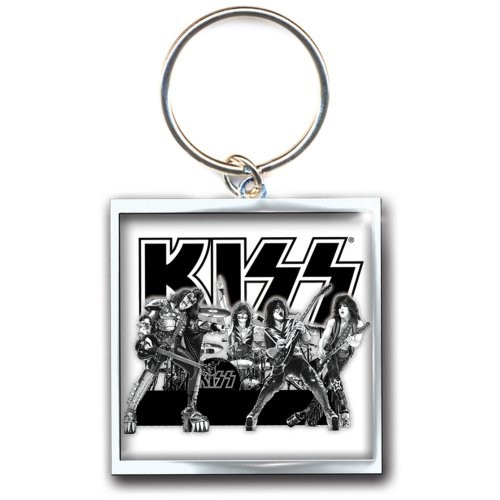 KISS Graphite Band