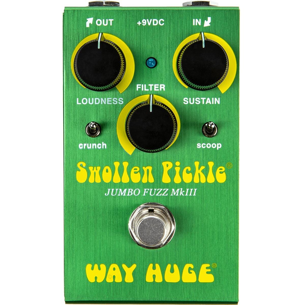 WAY HUGE Smalls Swollen Pickle Fuzz