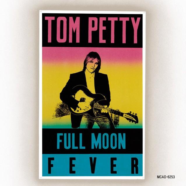 TOM PETTY Full Moon Fever