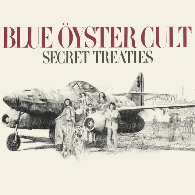 BLUE OYSTER CULT Secret Treaties