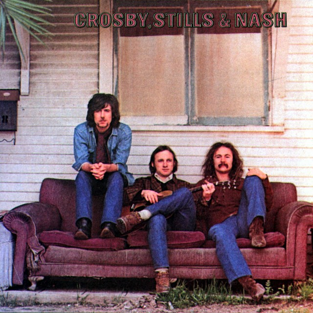 CROSBY STILLS AND NASH Crosby Stills And Nash