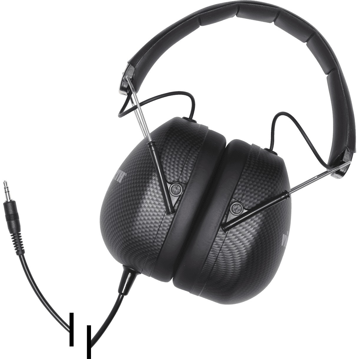 VIC FIRTH Stereo Isolation Headphone V2