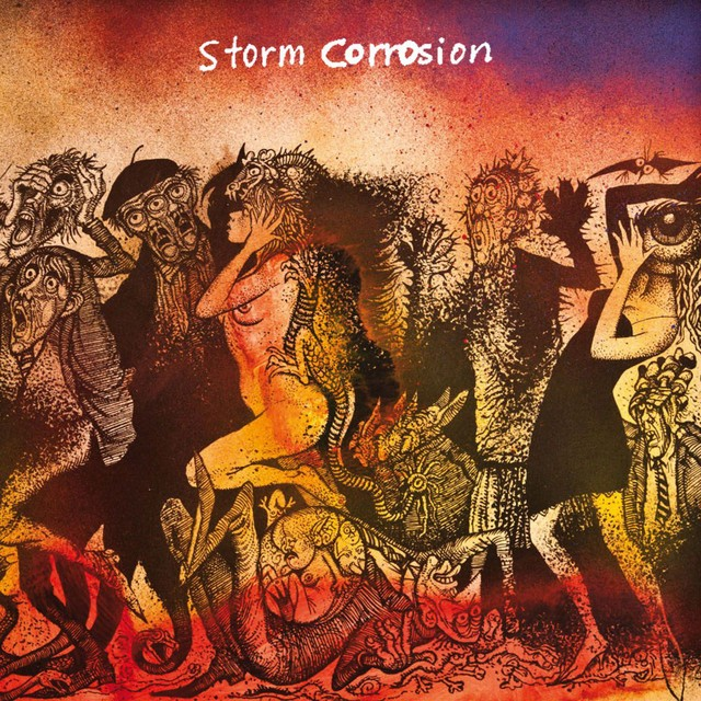 STORM CORROSION Storm Corrosion