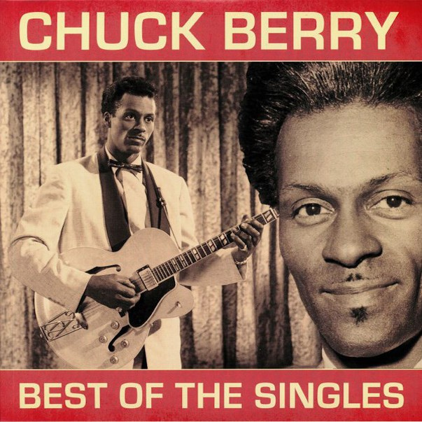 CHUCK BERRY Best Of The Singles