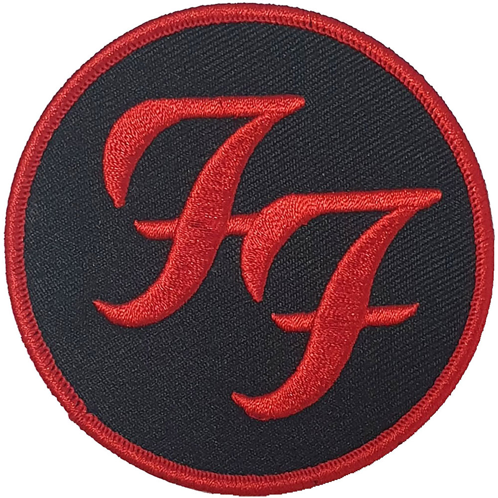 FOO FIGHTERS Circle Logo