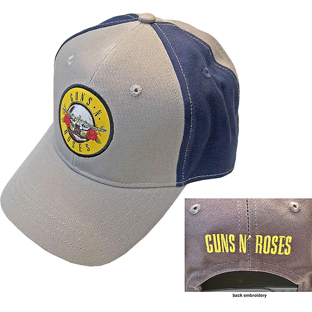 GUNS N ROSES Circle Logo