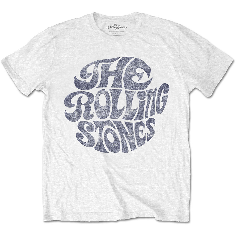 THE ROLLING STONES Vintage 70S Logo