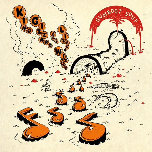 KING GIZZARD AND THE LIZARD WIZARD Gumboot Soup
