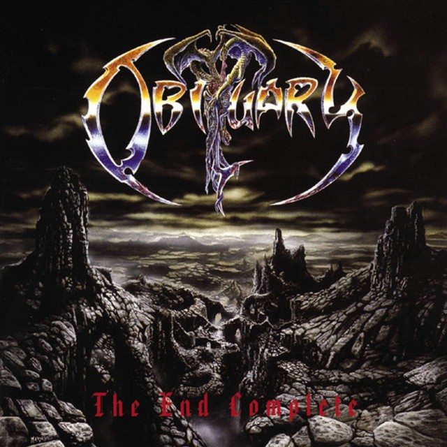 OBITUARY The End Complete