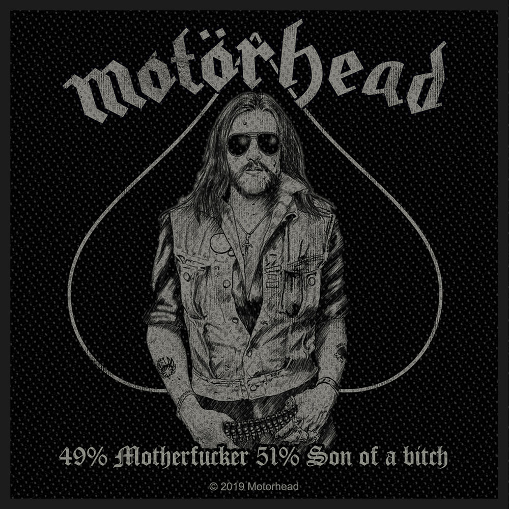 MOTORHEAD 49% Motherfucker