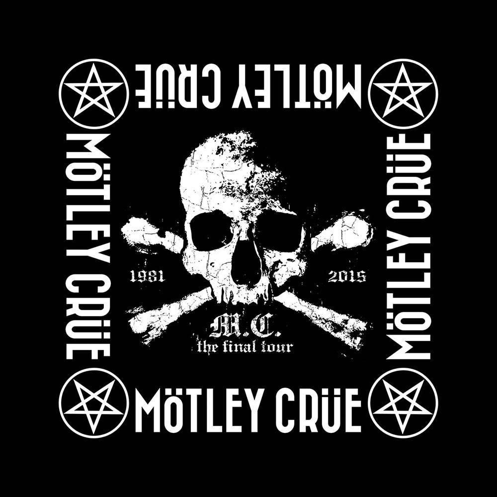 MOTLEY CRUE The Final Tour