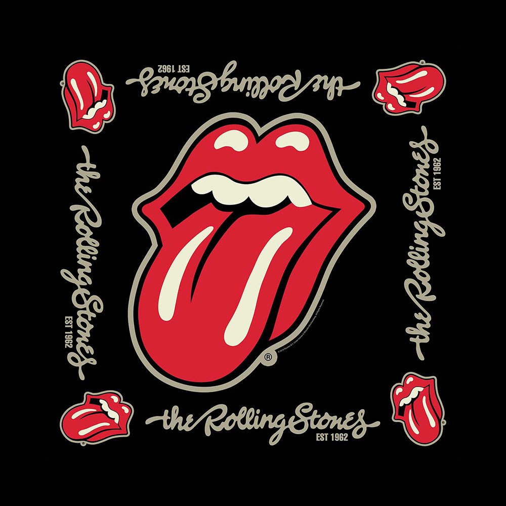 THE ROLLING STONES Established 1962