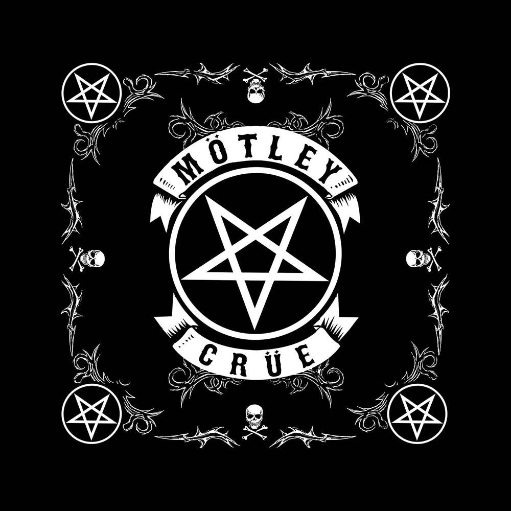 MOTLEY CRUE Pentagram