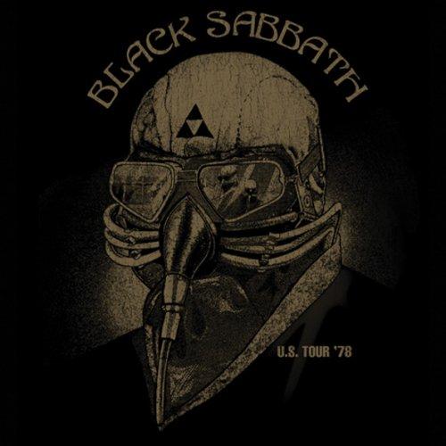 BLACK SABBATH Us Tour 1978