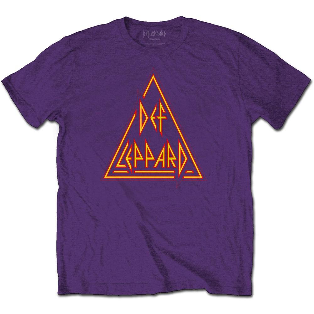 DEF LEPPARD Classic Triangle Logo