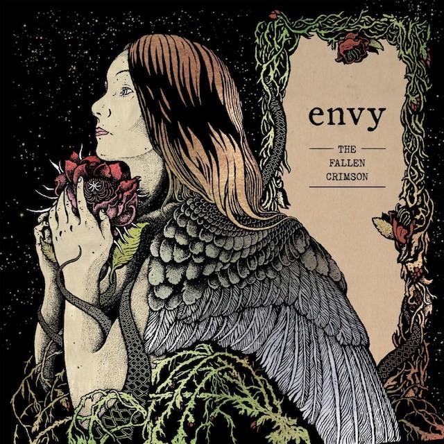 ENVY The Fallen Crimson