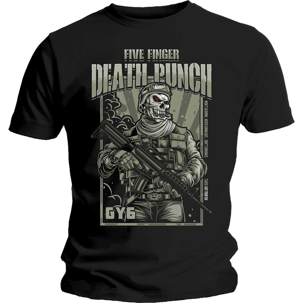 FIVE FINGER DEATH PUNCH War Soldier