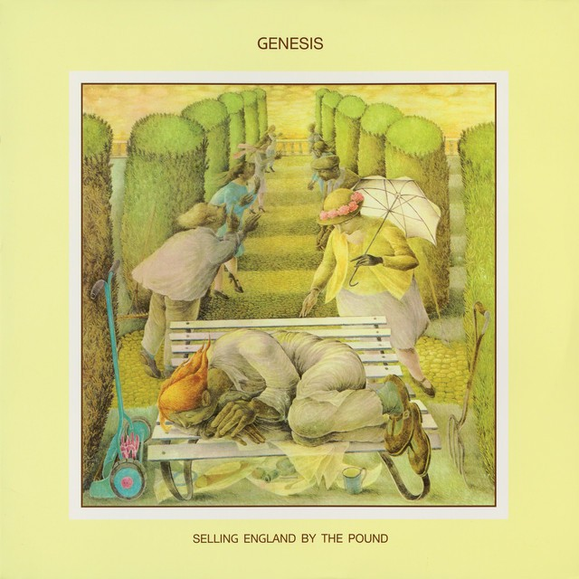 GENESIS Selling England By The Pound