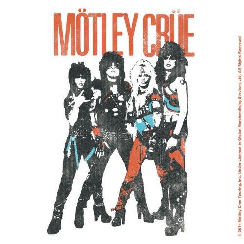 MOTLEY CRUE Vintage World Tour